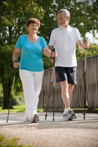 Bewegung gegen Bluthochdruck